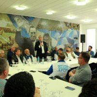 La CGT Avellaneda respaldó a Ferraresi en su camino hacia la reelección