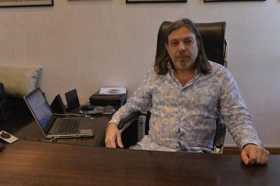 """Daniel Ricci de FEDUN: """"Estamos orgullosos de Alberto Fernández, quien se siente parte de la universidad pública y además está afiliado a nuestro sindicato"""""""