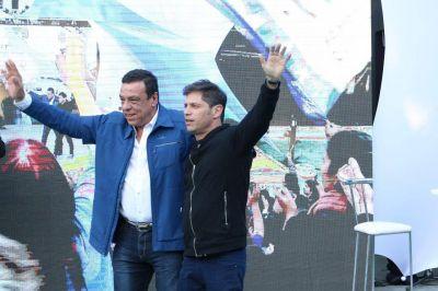 Zárate: Cáffaro recibió a Kicillof en la semana previa a las elecciones