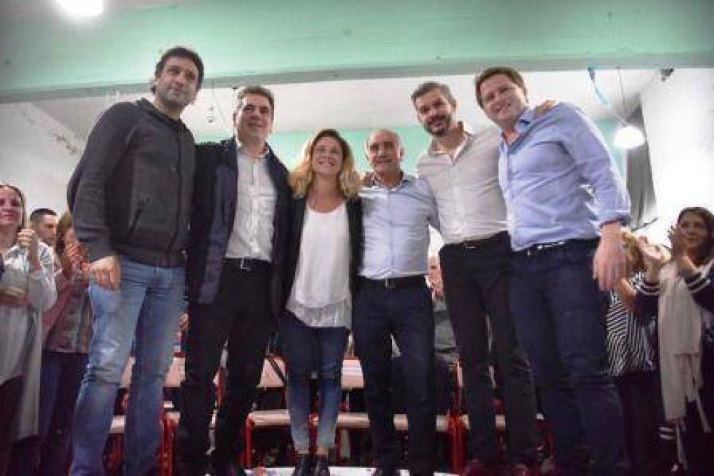 Ritondo participó del cierre de campaña de Juntos por el Cambio San Fernando