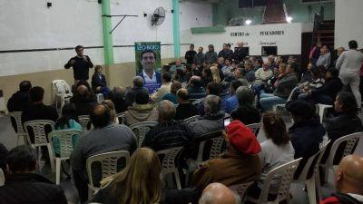 """Leo Boto: """"Queremos poner al municipio en marcha"""""""