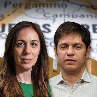 Axel Kicillof cerrará la campaña con Cristina Kirchner y Vidal apuesta a los extrapartidarios en busca del milagro