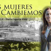 Mariu y Vidal: la doble cara de una gobernadora
