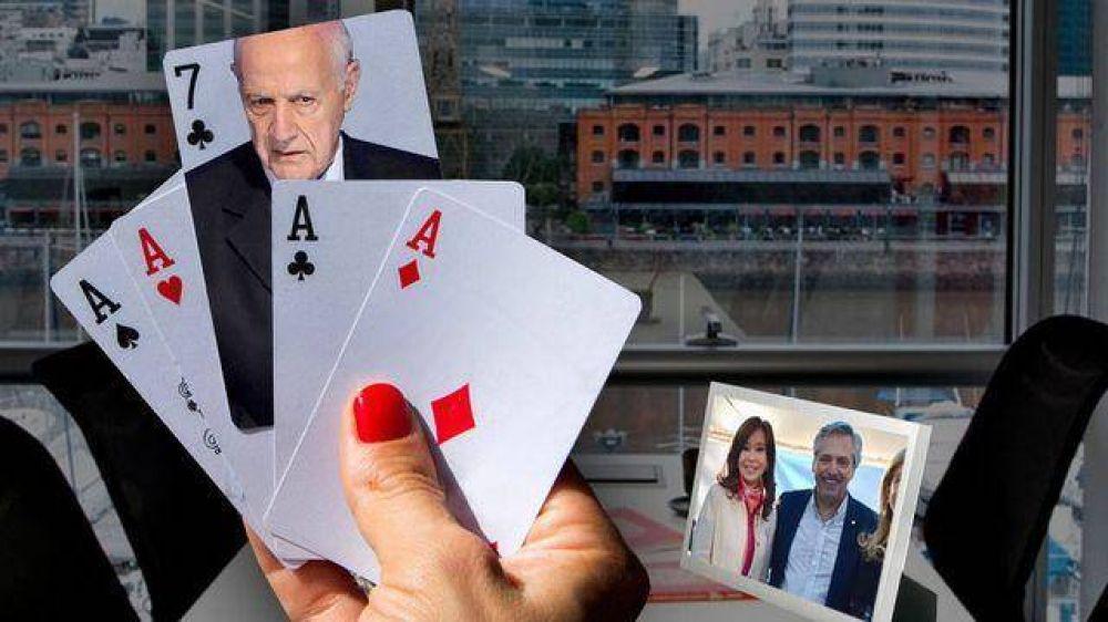Cristina Kirchner ya se decidió: quiere que Lavagna asuma como ministro de economía de Alberto