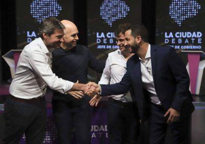 Recorrida y números: las estrategias de Rodríguez Larreta y Lammens (a seis días de la elección)