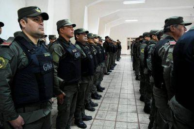 El Gobierno oficializó la creación del Centro de Formación de Gendarmes en el Complejo Turístico Chapadmalal