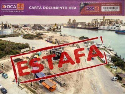 Containers de Rojas: Comerciantes ya tienen abogado por miedo a ser estafados