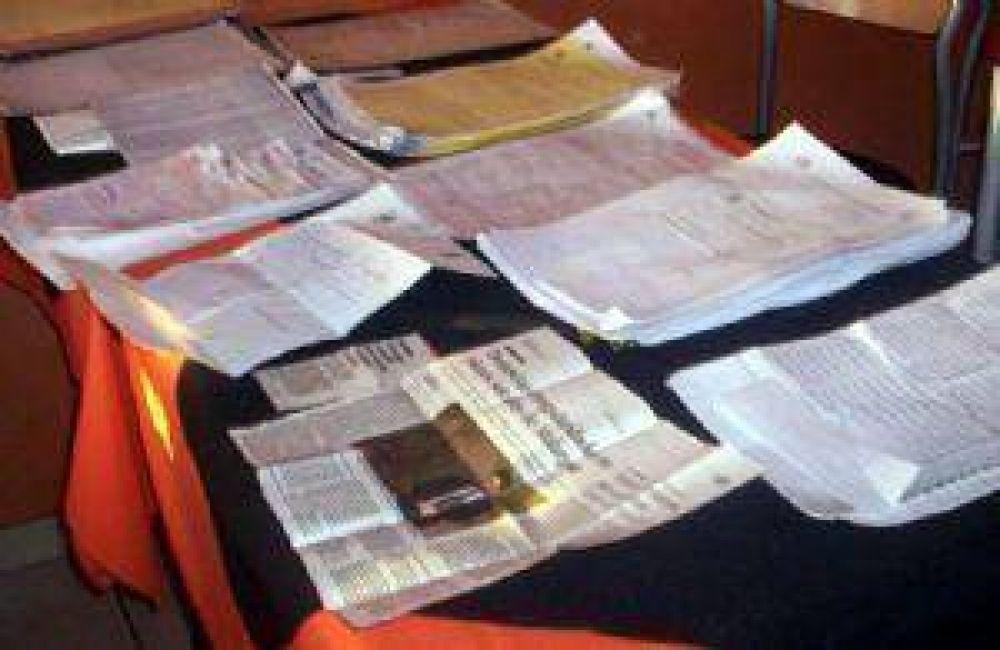 Malargüe: investigan si los documentos que incautó la Justicia fueron robados