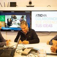 """Gustavo Pulti anticipó que """"Mar del Plata será una capital Tecnológica si somos gobierno"""""""