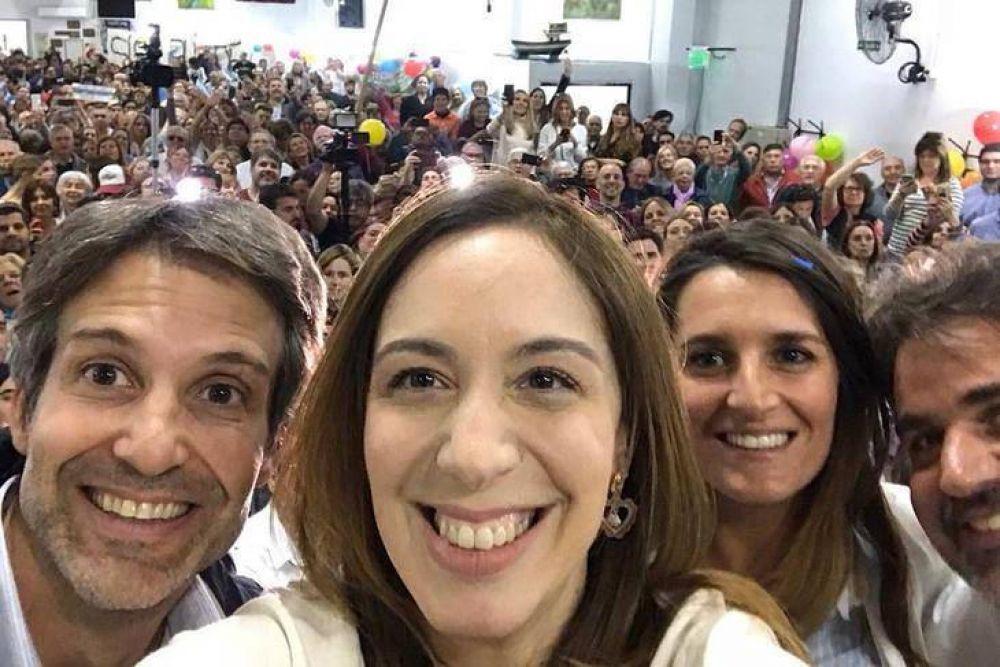 Militancia y estética tradicional, las claves del giro de Vidal para cerrar la campaña