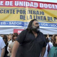 Docentes bonaerenses piden que se aplique cláusula gatillo de manera mensual y dicen que Vidal no escucha