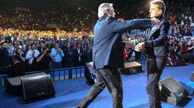 Massa le reclamó a Macri que el 28 arme