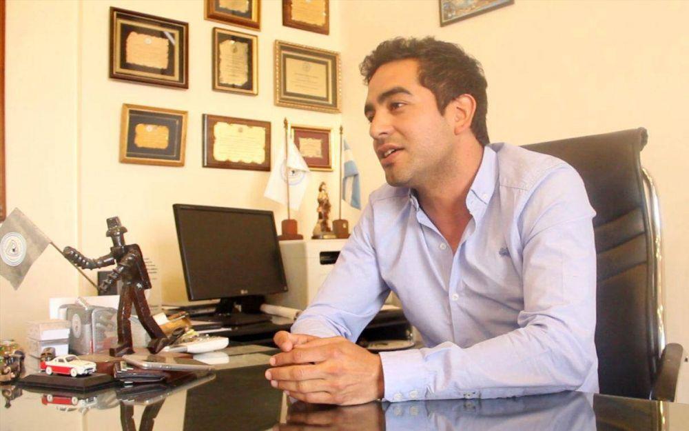 [VIDEO] Sebastián Maturano: