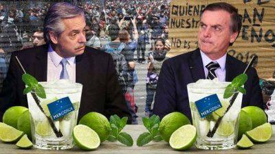 La agenda exterior de Alberto, teñida por la crisis regional y las desavenencias con Bolsonaro