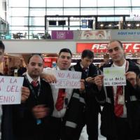 Trabajadores de Ezeiza advierten por nuevas falencias de seguridad