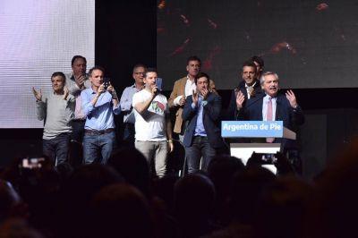 """Leo Nardini: """"Alberto Fernández tiene en claro cuales son las prioridades y necesidades de nuestros distritos"""""""