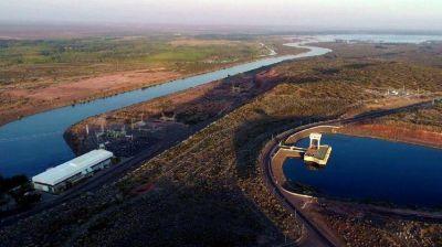 Falla en hidroeléctrica pone en riesgo a 60.000 hectáreas productivas