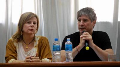 La Plata: Florencia Saintout y su sociedad con Martín Cortés, procesado en la causa de la ex Ciccone