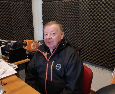 Guzmán en Radio Líder: