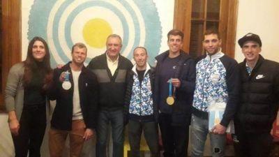 Amalfitano anunció que propondrá a Mar del Plata para los Panamericanos de 2027