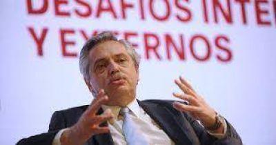 Dólar, deuda, reforma laboral, inflación y otras definiciones de Alberto Fernández en el último día de la campaña