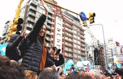 """María Eugenia Vidal: """"Mar del Plata nos importó siempre y nos importa"""""""
