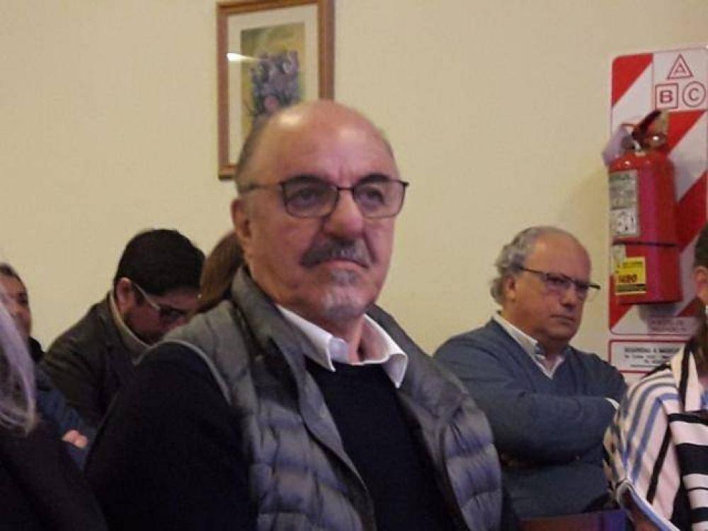 """Tomada en Mar del Plata: """"Hay que volver a una Argentina productiva, el país está parado"""""""