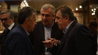 Cornejo y Morales empiezan a disputar la conducción de la UCR
