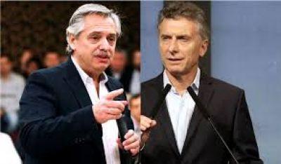 """Transición """"equilibrada"""" y mensaje al interior del bloque: las estrategias de Alberto y Macri"""