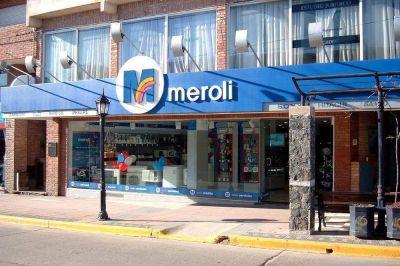 Córdoba: Electrodomésticos Meroli cerró todas sus sucursales