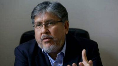 Chino Navarro: «Estoy seguro de que el pueblo argentino va a ratificar el resultado electoral de agosto»