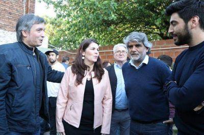 Moreno | Mariel Fernández cerró su campaña junto a Máximo Kirchner
