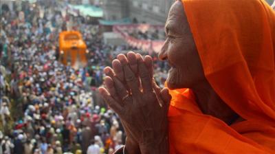 India y Pakistán firman acuerdo para crear un corredor religioso