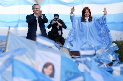 Alberto Fernández y Cristina convocaron a