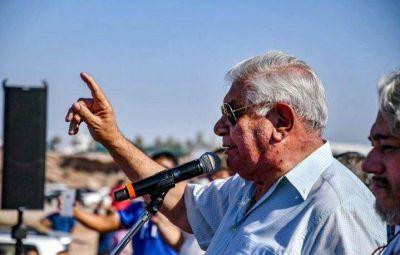 Guillermo Pereyra lanzó un paro de 12 horas para que los petroleros vayan a votar