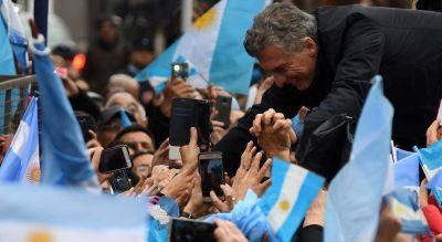 Grieta, énfasis en Córdoba e ilusión al balotaje: último #SíSePuede de Macri antes de la elección