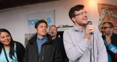 Lucas Ghi: «Tagliaferro con su clientelismo degrada el vinculo entre el Estado y los vecinos»