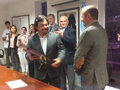 Salta: STIA llevó la agenda de situación del sector al candidato Sáenz