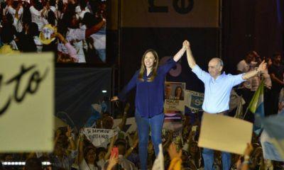 El último rugido de La Leona fue sin Macri y con vidalismo explícito
