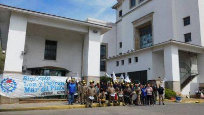 Luz y Fuerza de Mar del Plata acordó con Centrales de la Costa y levantó las medidas de fuerza