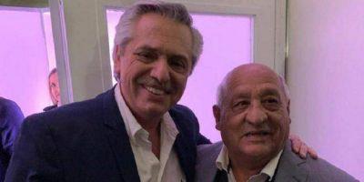Durdos y Alberto Fernández se reunieron para activar la Hidrovía