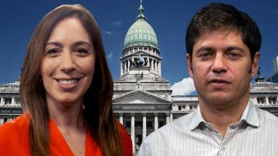 La batalla electoral en la provincia de Buenos Aires: cómo llegan María Eugenia Vidal y Axel Kicillof al duelo final