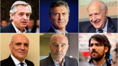 Quiénes son los candidatos más