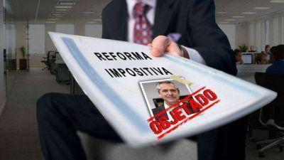 Plan de reforma impositiva de Alberto Fernández, objeto de crítica por parte de los abogados