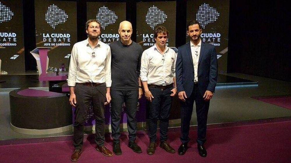 Horacio Rodríguez Larreta busca evitar el balotaje y retener el gran bastión del macrismo