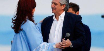 Alberto Fernández: el telonero empujado a salir a escena