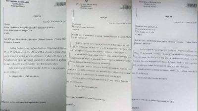 La Justicia requirió informes por el audio de UATRE