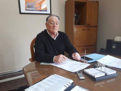 Vilchez fue reelecto presidente de la UPC de Necochea