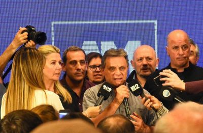 Acción Marplatense perdió votos y quedó como tercera fuerza