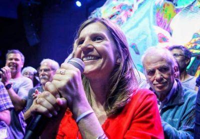 """Fernanda Raverta: """"Hemos logrado un resultado enorme, para muchos impensado"""""""